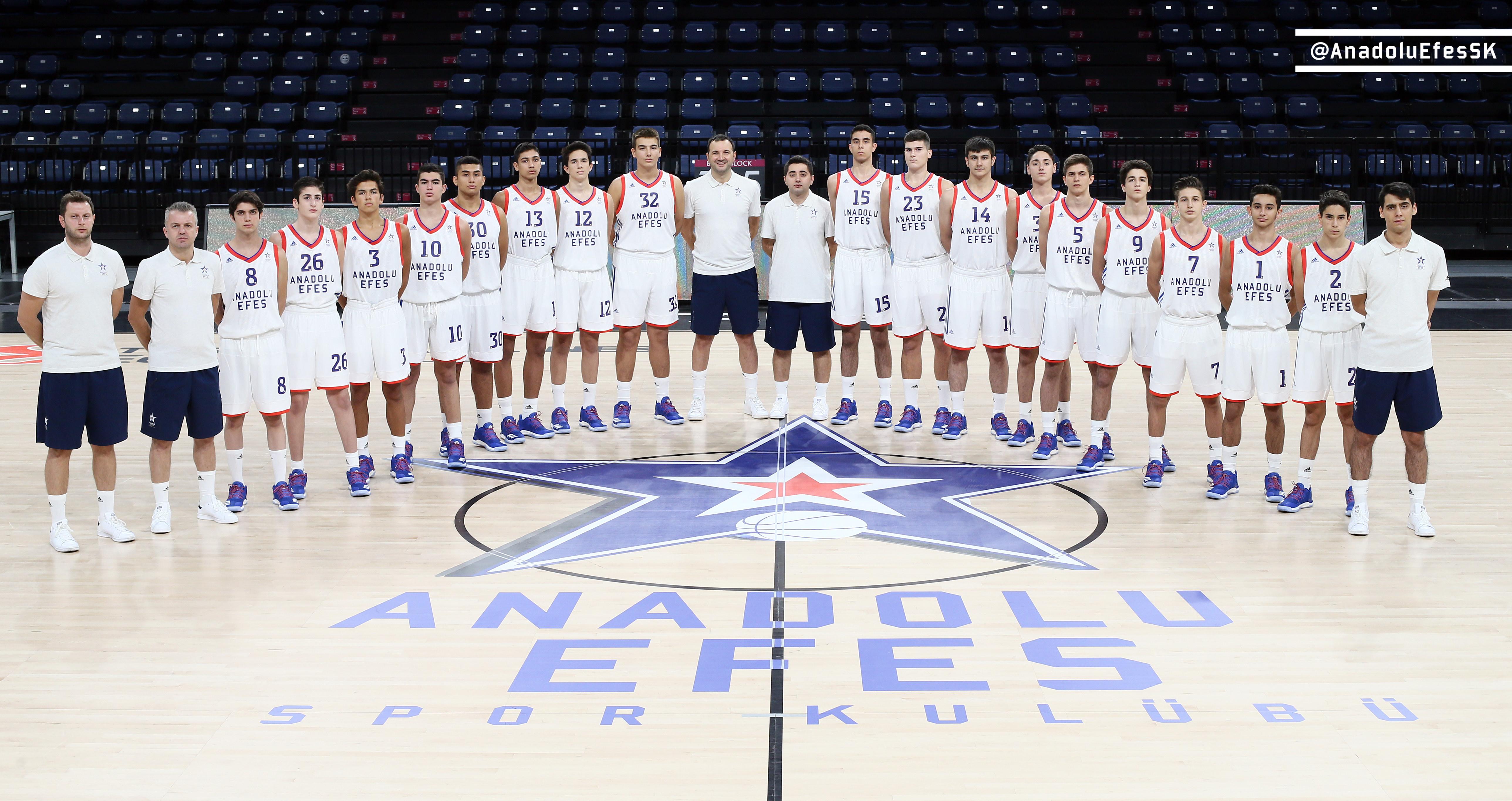 EuroLeague season Media Day Anadolu Efes