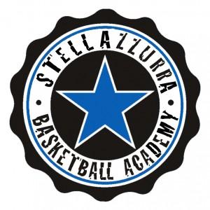 LOGO STELLAZZURRA BASKETBALL ACADEMY