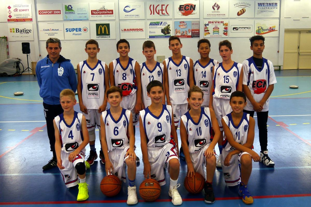 Equipe U13 – 2018 – Kids Game Basket